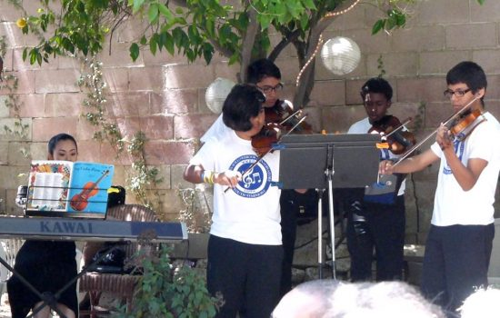 WW String Ensemble Private Event
